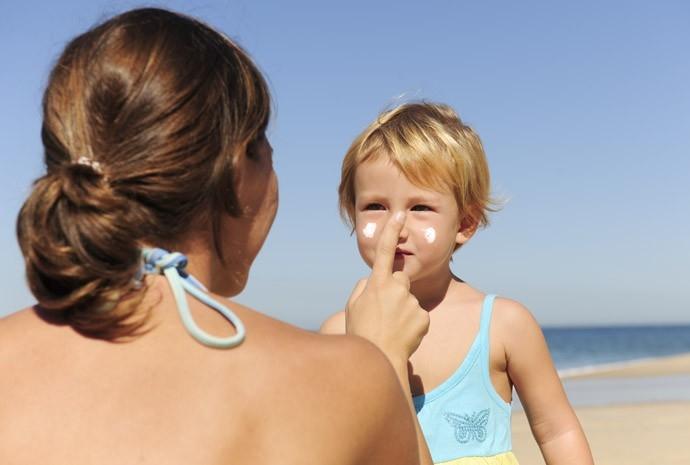Crónica ACES – As crianças, o sol e o protetor