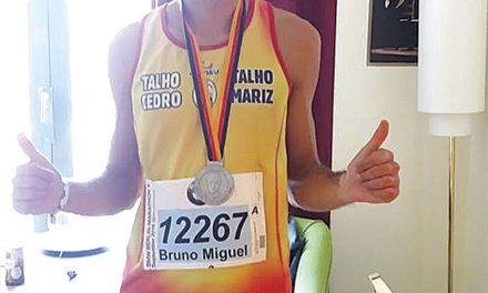 2.º melhor português na Maratona de Berlim é de Guidões