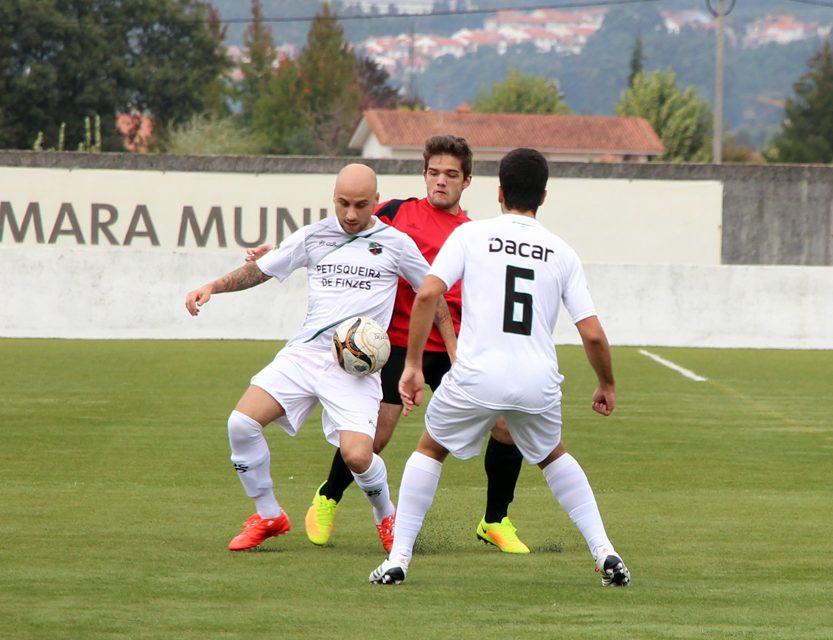 Bougadense B com derrota caseira