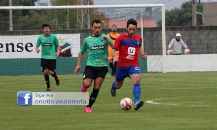 Bougadense: Equipa principal empata em Custóias, equipa B perde com Penamaior
