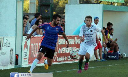 Bougadense empata com Gulpilhares na primeira jornada do campeonato