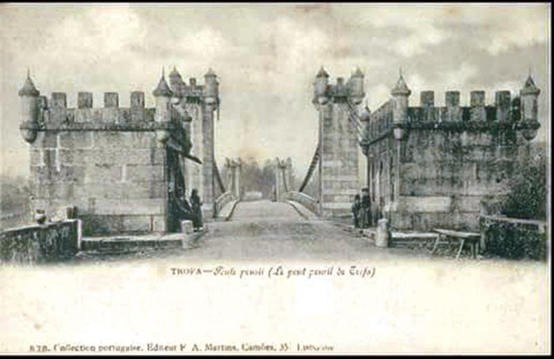 Memórias e Histórias da Trofa: S. Cristóvão do Muro no século XVIII