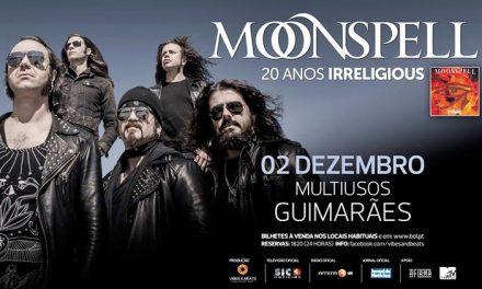 Moonspell no Multiusos de Guimarães