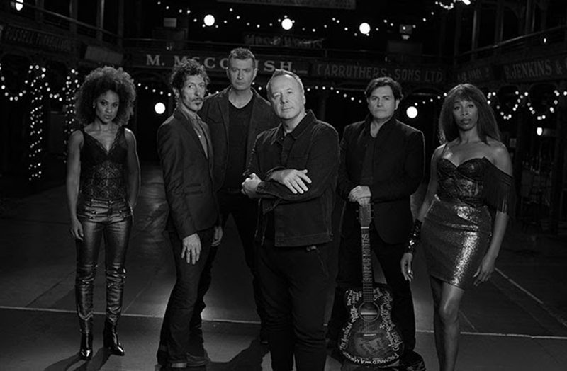 """Simple Minds Acoustic"" com passagem por Portugal"