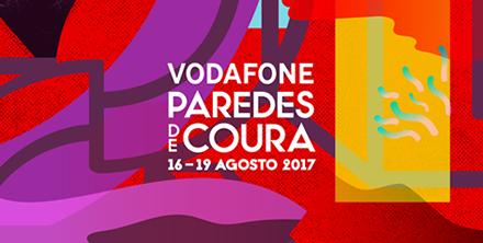 Vodafone Paredes de Coura'17 primeiras confirmações