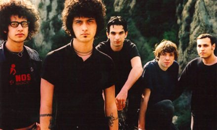 At The Drive-In confirmados no Vodafone Paredes de Coura'17