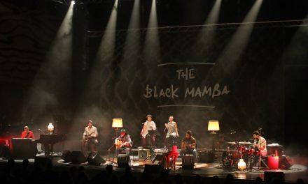 The Black Mamba no Coliseu do Porto