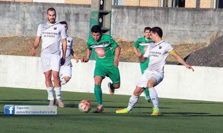 Bougadense goleado em casa, equipa B empata