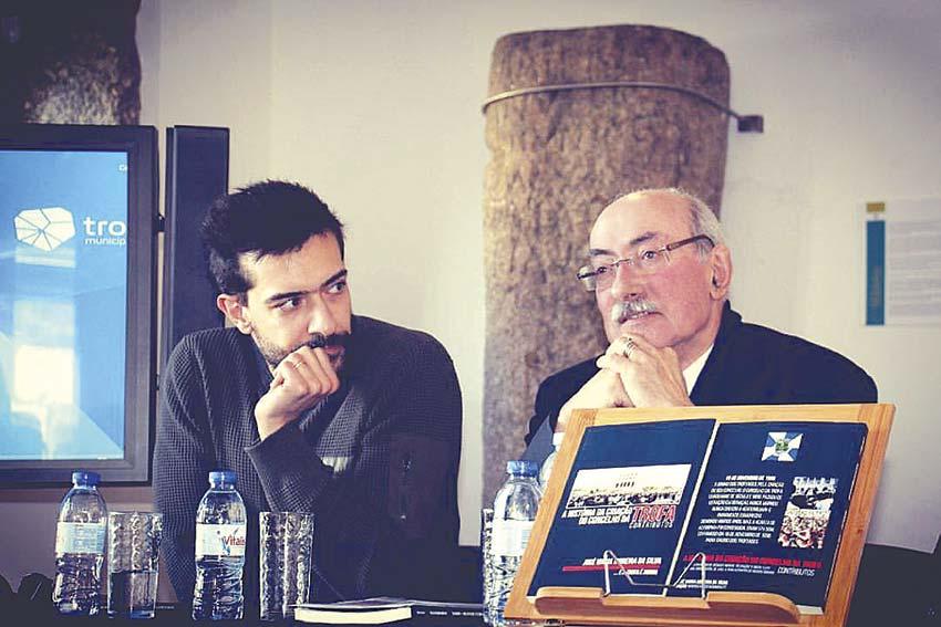 Moreira da Silva apresenta livro na Casa da Cultura