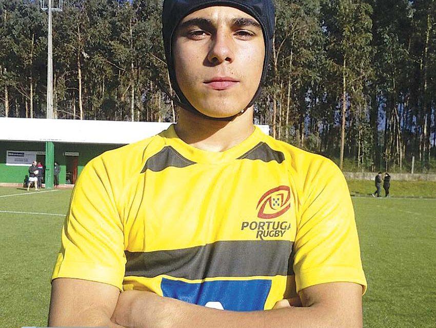 Atletas da Trofa na Seleção Regional de Rugby