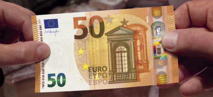 Autoridades alertam para os cuidados a ter com nova nota de 50 euros