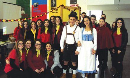 Comemoração do Dia de Alemão integrado na Semana das Línguas 2017