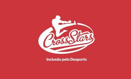 Cross Stars reconhecido a nível europeu