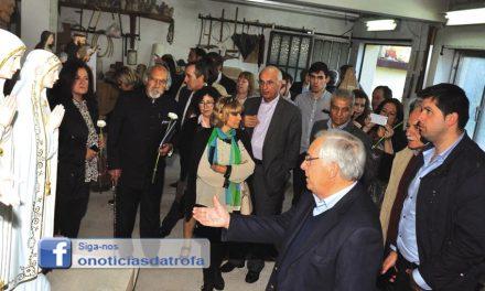 """Santeiros e Arte Sacra são """"uma bandeira do concelho"""""""
