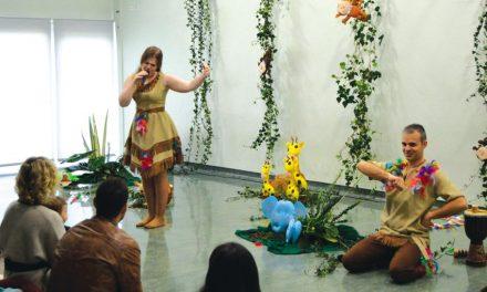Torre dos Pequeninos promove workshop para pais e bebés