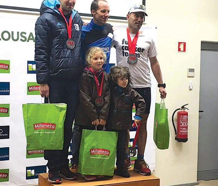 Atleta de Guidões foi 2.º em corrida de 100 quilómetros