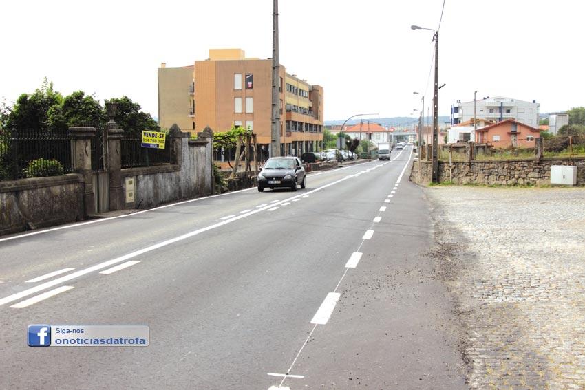 Automobilistas impedidos de ultrapassar durante 4 Km
