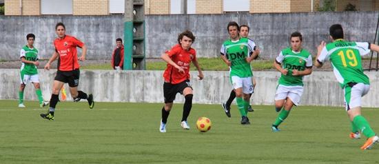 Bougadense empata e equipa B termina em 9.º lugar