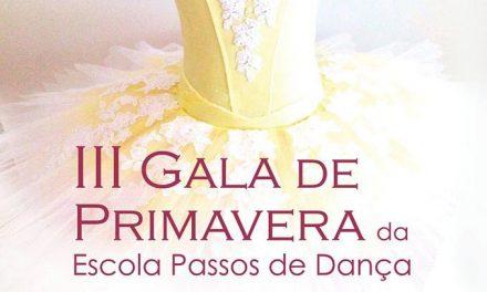 Fábrica de Santo Thyrso recebe Gala da Passos de Dança