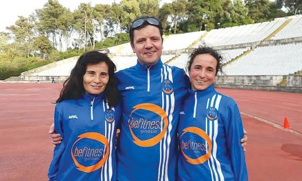 Helena Mourão e Deolinda Oliveira conquistam mais títulos nacionais