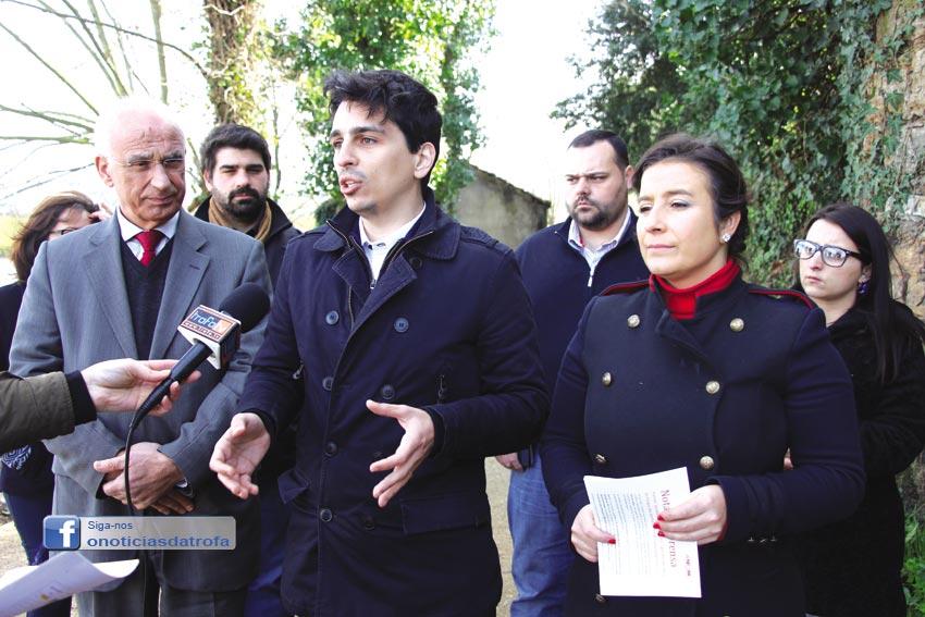 "PS acusa executivo municipal de ""eleitoralismo"""