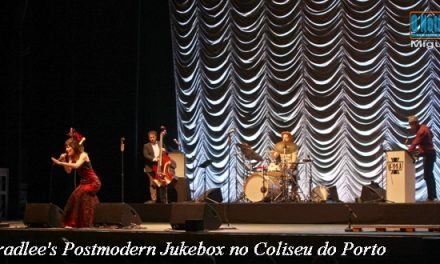 Scott Bradlee's Postmodern Jukebox no Coliseu do Porto – Fotogaleria