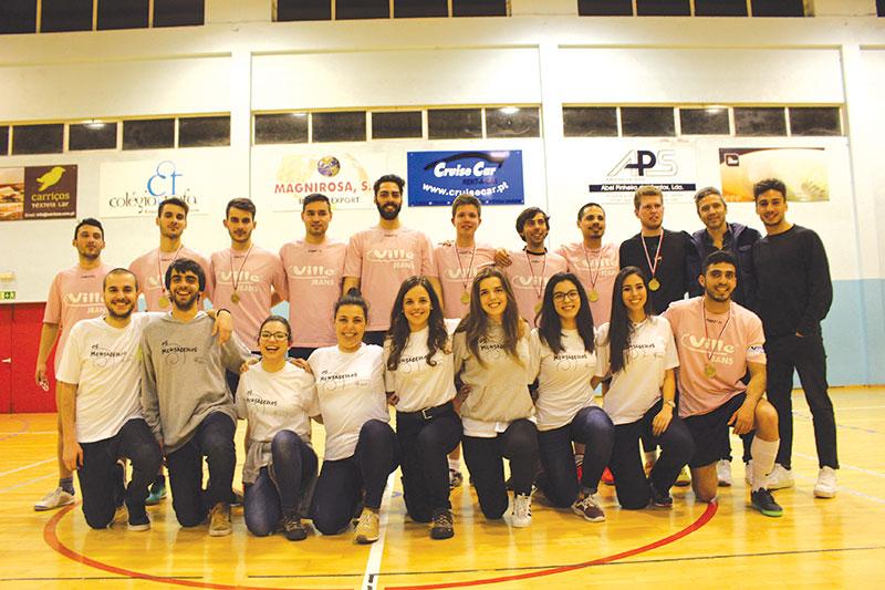 Torneio de futsal para apoiar missões voluntárias em África