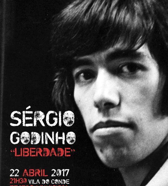 Sérgio Godinho no Teatro Municipal de Vila do Conde