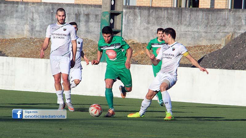 Bougadense regressa às vitórias