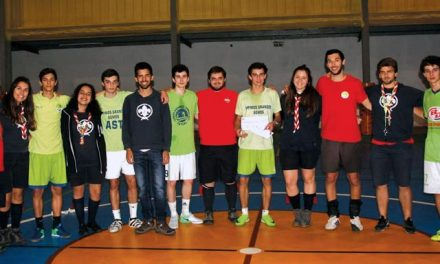 Brazzers vence Torneio de Futsal