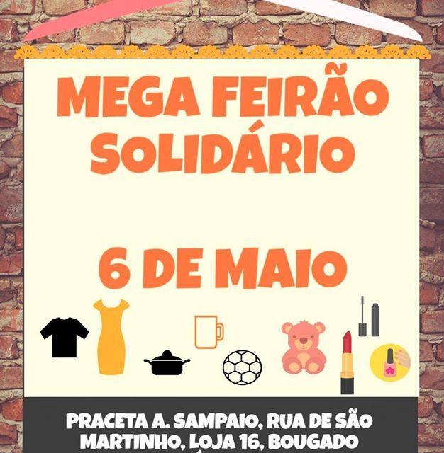 Cruz Vermelha realiza Mega Feirão Solidário e Mercado Urbano no sábado
