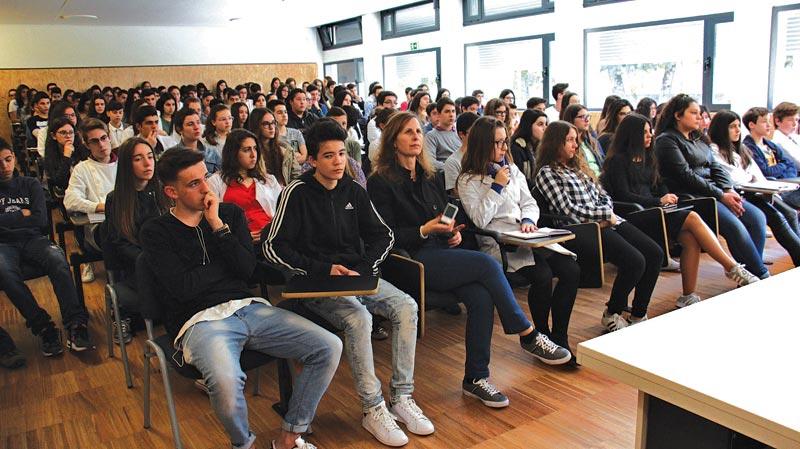 Escola Secundária dinamiza Semana da Ciência
