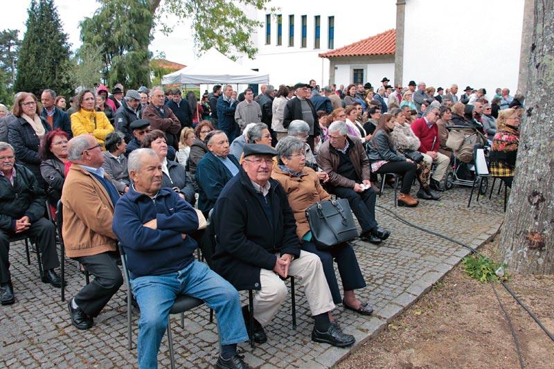 Festival da Primavera animou Largo de Nossa Senhora da Livração