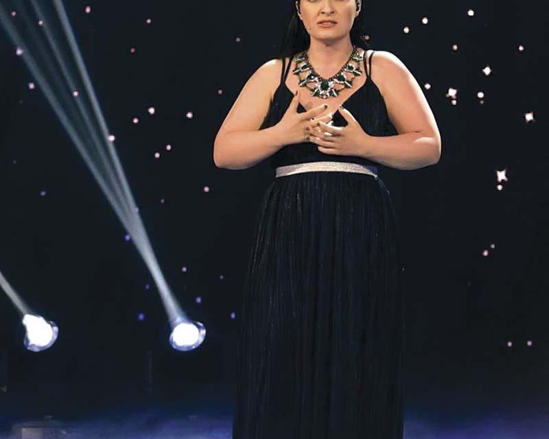 Márcia Azevedo deixou Got Talent