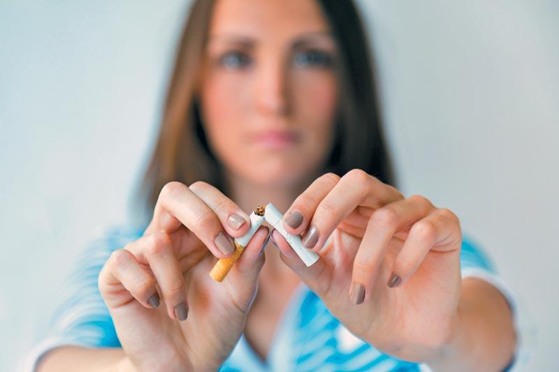 O último cigarro