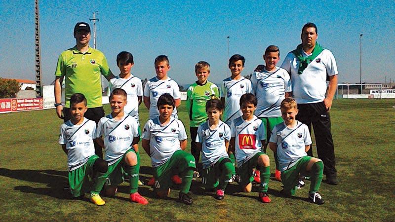 """Sub-11 do Atlético Clube Bougadense: """"Queremos que o Bougadense seja um clube de referência na formação no concelho"""""""