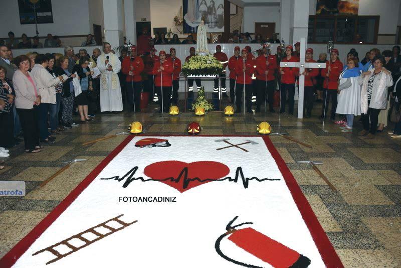 S. Martinho de Bougado em peregrinação pela Paz