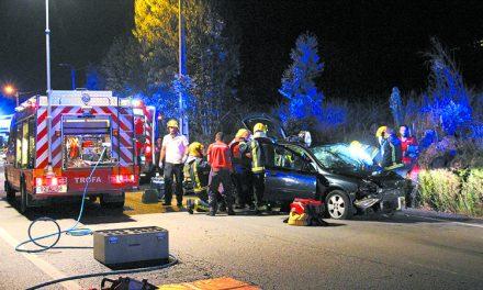 Acidente provocou 6 feridos