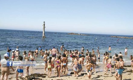 FAP Trofa leva cerca de mil crianças à praia