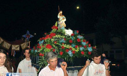 Festas do Senhor e S. Tiago decorrem  até domingo