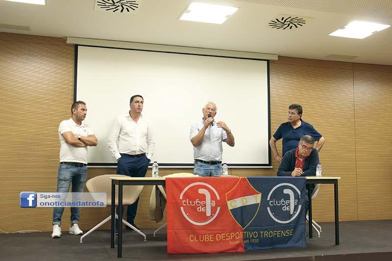 Franco Couto preside Comissão Administrativa