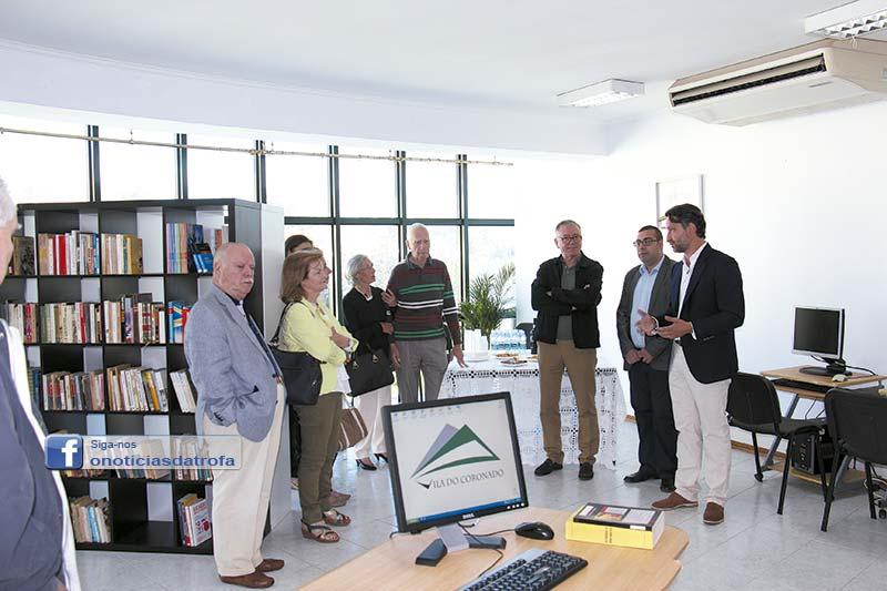 Inaugurada Biblioteca Pública do Coronado