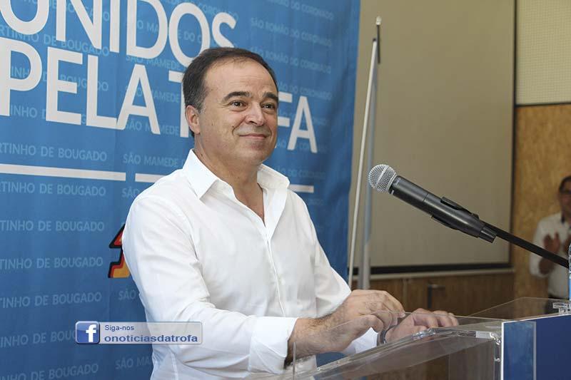 Luís Paulo Sousa recandidata-se a Bougado