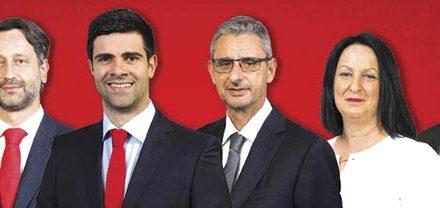 Partido Socialista aprova candidatos