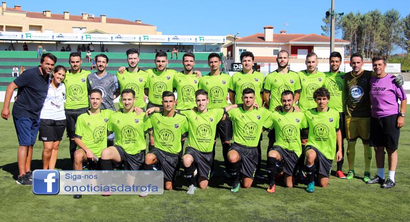 Bougadense perde com o Balasar para a Taça