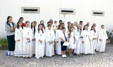 Celebrações catequéticas  marcam festa de Nossa Senhora da Assunção