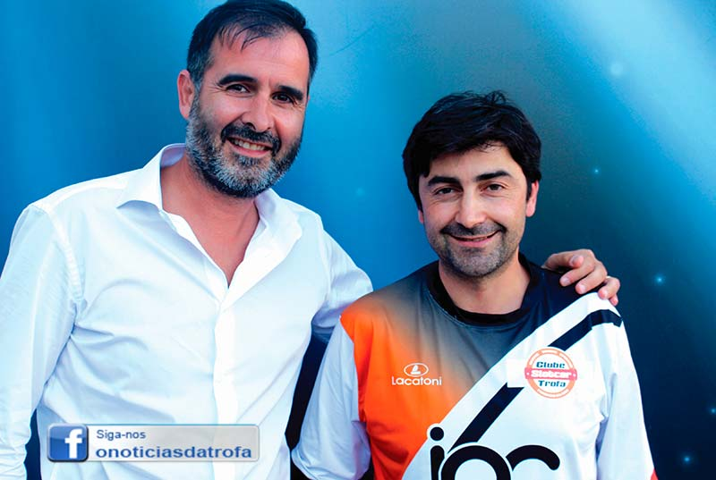 Clube Slotcar da Trofa  apresenta equipa de futsal federado