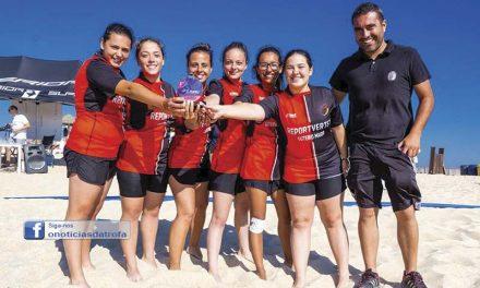 Equipa da Escolinha de Rugby  sagrou-se vice-campeã nacional