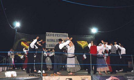 Festival de Folclore  animou S. Romão