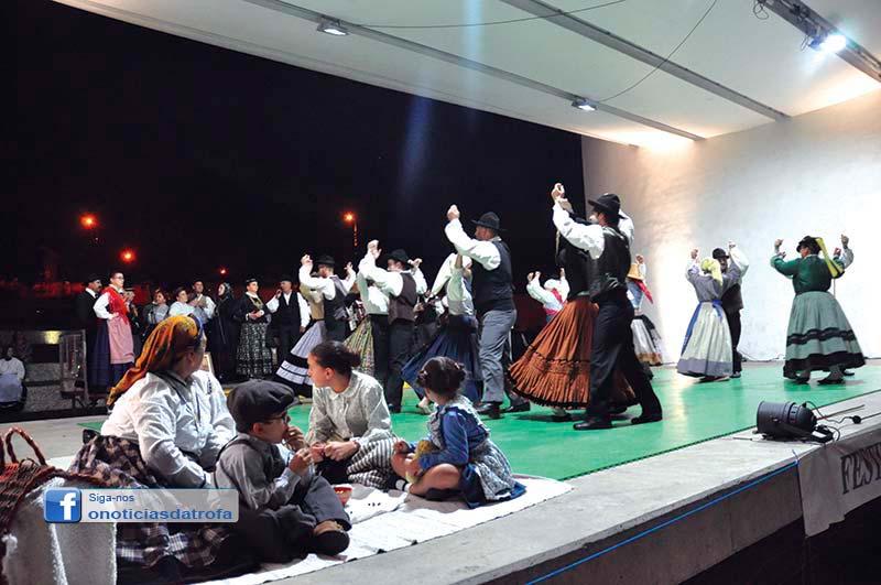 Folc.Trofa  exaltou tradições ibéricas